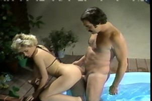 1980's Threesome Porn Cum Flying Everywhere