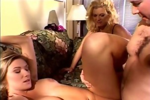 Sexy Young Coed Gets A Cock Dropped On Face