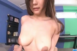 A Sexy Asian Babe Gets Some Cock In Pov Mode