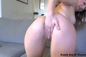 My very first DP then Glass Anal Video I Filmed