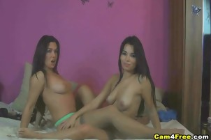 Young Nubile Lesbians Sixty Nine All Night