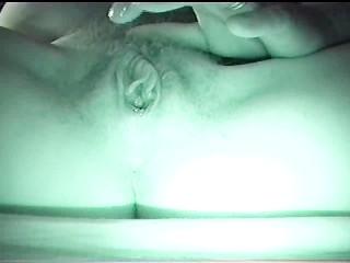 Amateur clit orgasm