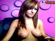 Canadian school teen webcam show
