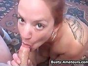 Busty amateurs on masturbation and fucking compilation