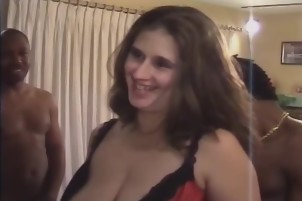 Beauty With Nice Tittis Gets Fucked Hard