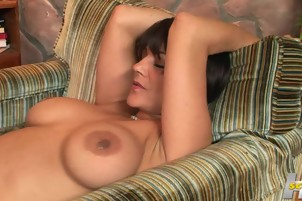 Cute Little Milf Gets Her Tight Pussy Drilled