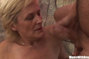 Blonde Cutie Gets Her Snatch Ate Out And Plowed