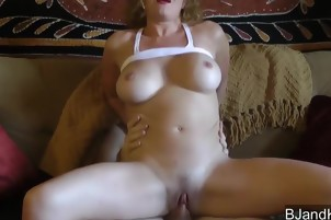 Krissy Lynn Gets Fucked Hard In The Middle Of Her Livingroom