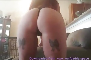 Wolf's Scarlett Loves To Get Her Pussy Fucked