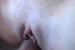 Two Hot Blondes Take Turns Making His Dick Harder