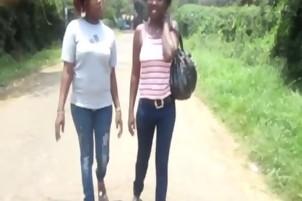 Amateur African Lesbians Big Tits Ebony Shower