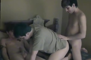 Shaved gay ass fuck movies Fortunately for them, they've got