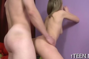 Lusty blowjob with horny stud