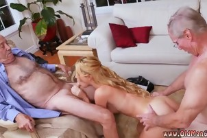 Amateur blows old man and desi old and sexy Frankie And The G