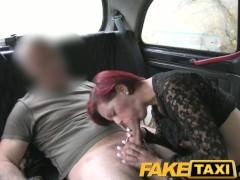 FakeTaxi Tit flash for Taxi cash